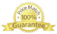 Low Price Guarantee - 100% Price Match