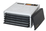 The Excalibur ED-2500 Food Dehydrator - 5 tray white